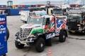 La primera parada del Dakar 2021 tiene lugar en el puerto de Marsella
