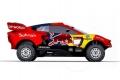 Sébastien Loeb: «Prodrive no va al Dakar para quedarse atrás»