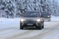 El nuevo Volkswagen ID.6 2022 vuelve a dejarse ver en pruebas en el norte de Suecia