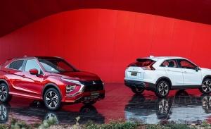 Las novedades de Mitsubishi para 2021: el Eclipse Cross se electrifica
