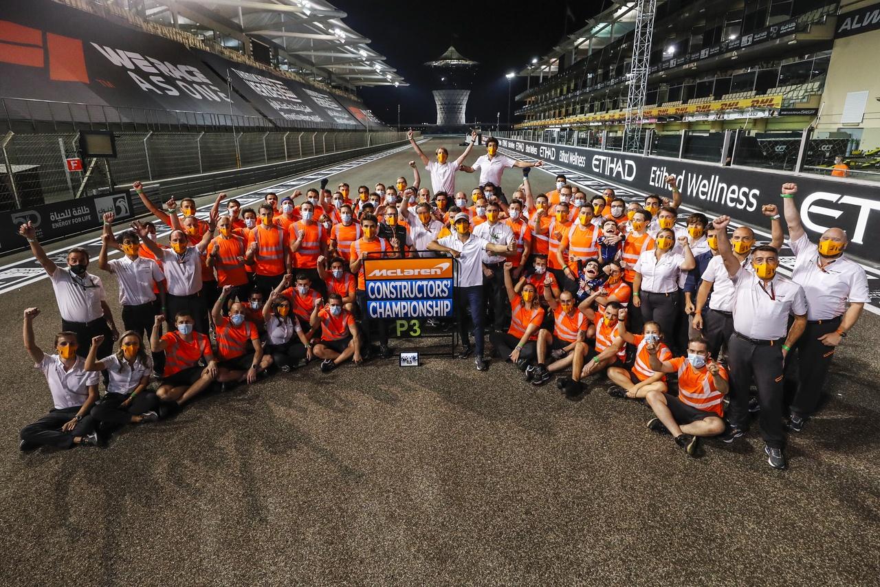 MSP Sports Capital eligió a McLaren por encima de Force India y Williams. ¿Por qué?