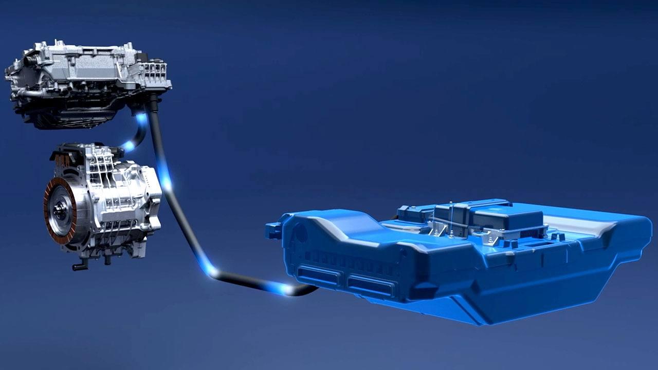 Photo Nissan E-POWER - Technology