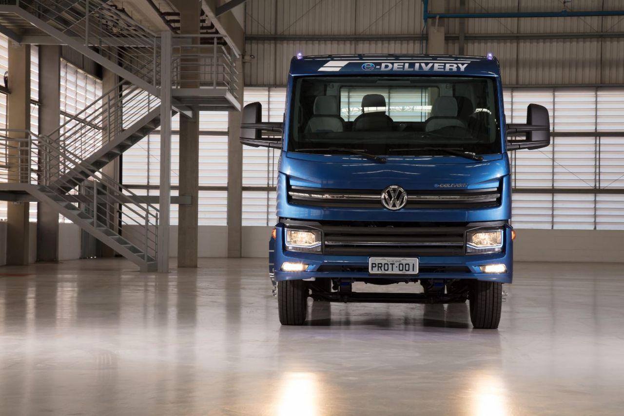 No habrá más camiones diésel (ni de gas) desde 2040 en Europa