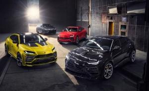 Novitec embrutece la estética y las prestaciones del Lamborghini Urus Esteto