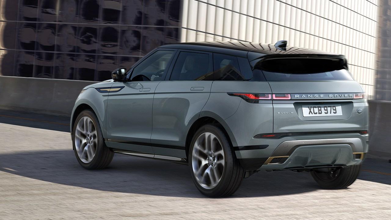 Range Rover Evoque - posterior