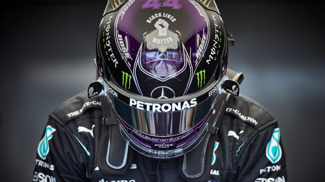 Oficial: Lewis Hamilton renueva su contrato con Mercedes F1 por un año más
