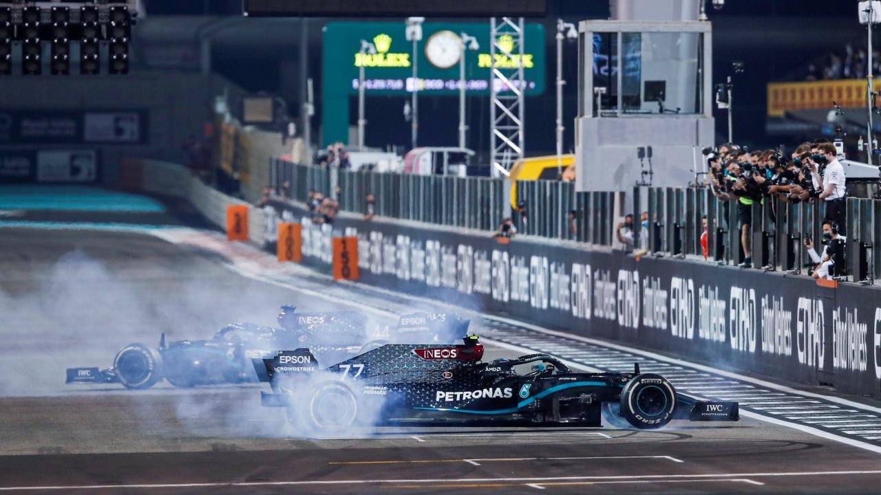 La parrilla de los equipos de la F1 de 2020: esto tienen que recuperar a Mercedes