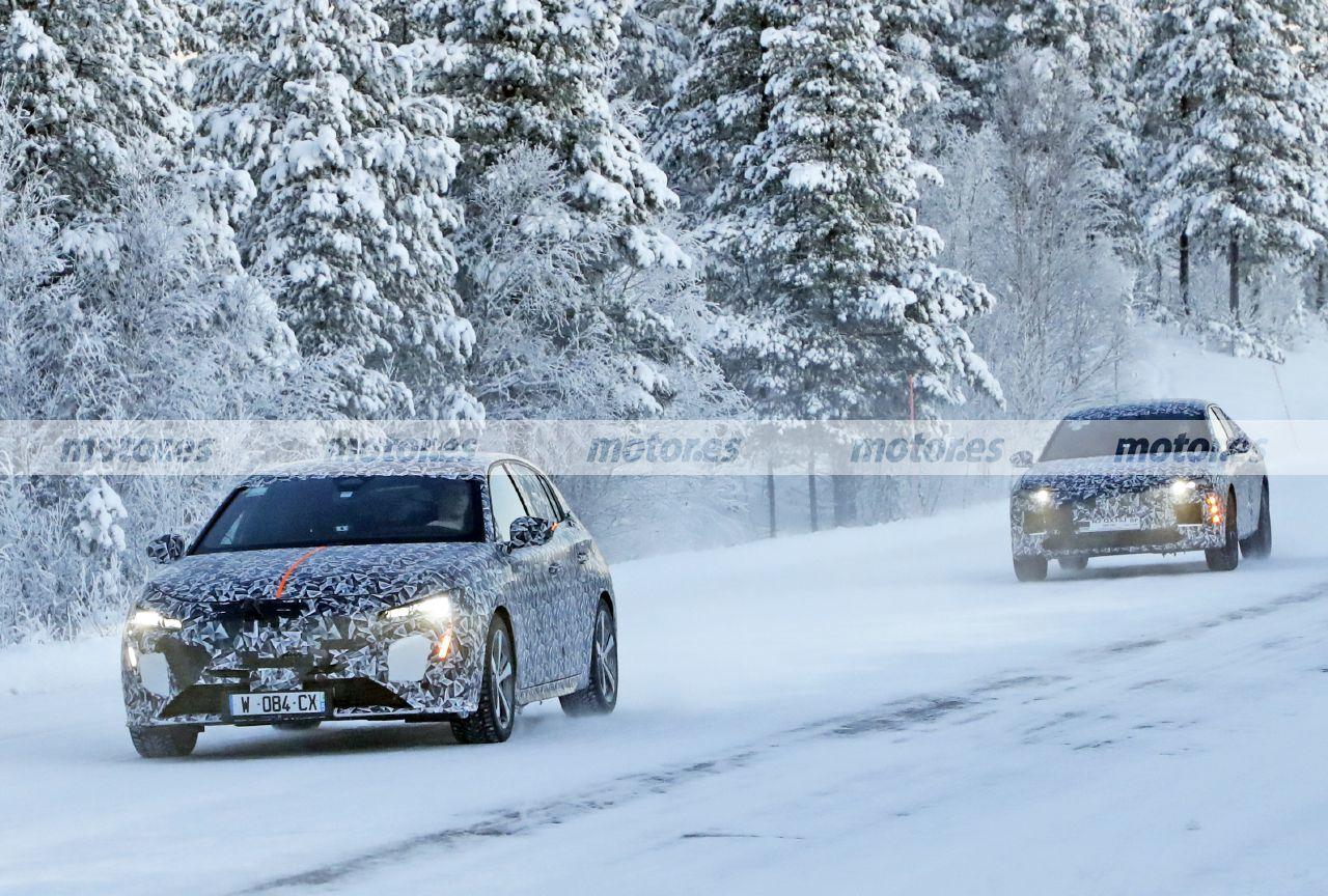 El nuevo Peugeot 308 2021 se enfrenta a las pruebas de invierno junto a Bosch