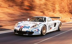 Conoce el único Porsche Carrera GT de competición del mundo