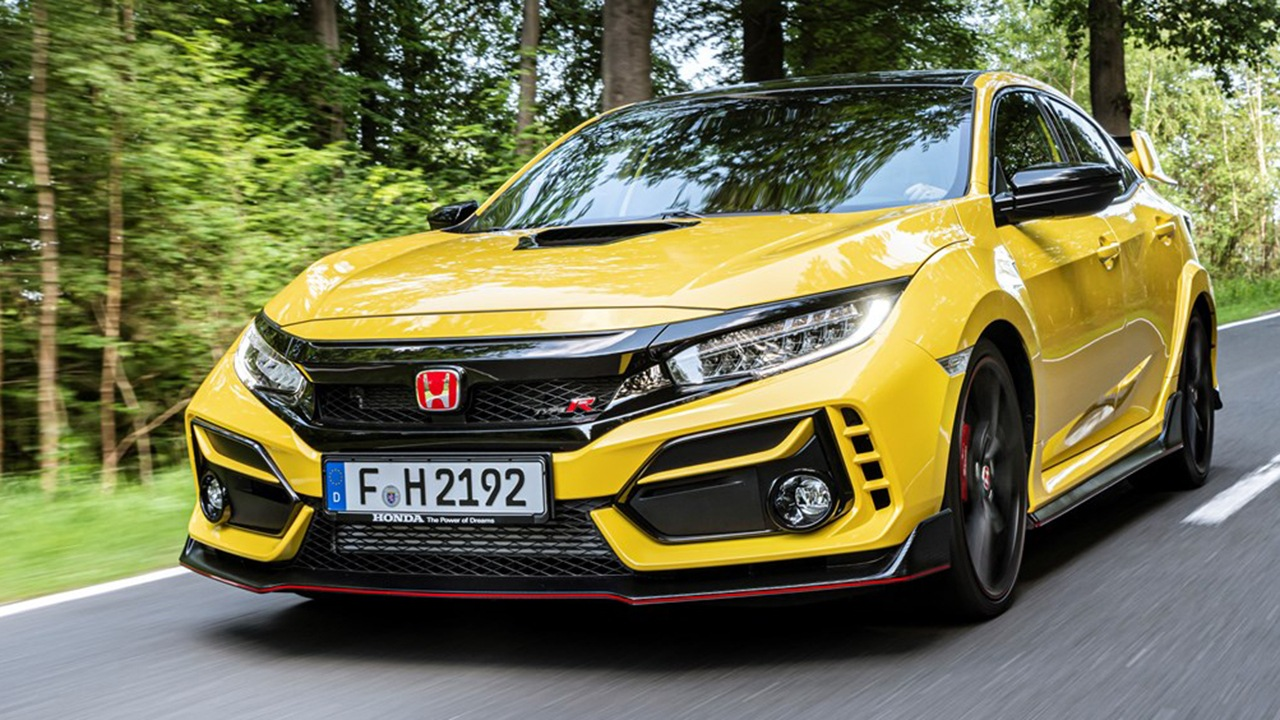 Precio del nuevo Honda Civic Type R Limited Edition, una interesante edición limitada