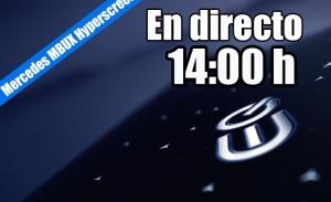 En directo: Presentación de la nueva tecnología MBUX Hyperscreen de Mercedes