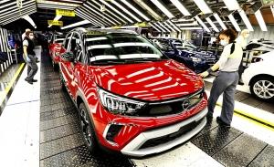 El nuevo Opel Crossland 2021 ya está siendo producido en España
