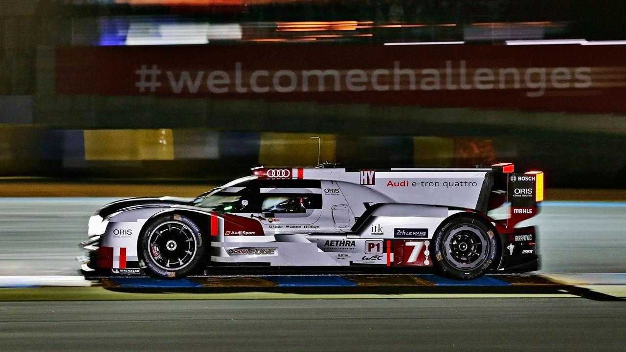 El proyecto LMDh de Audi en el WEC pasa por tener 'equipos-cliente'