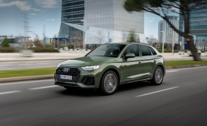 Prueba Audi Q5 2021, fiel a sus principios