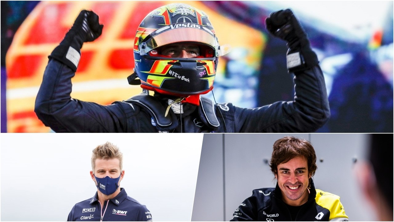 ¿Quién se subirá al todopoderoso Mercedes de Hamilton en el GP de Sakhir?
