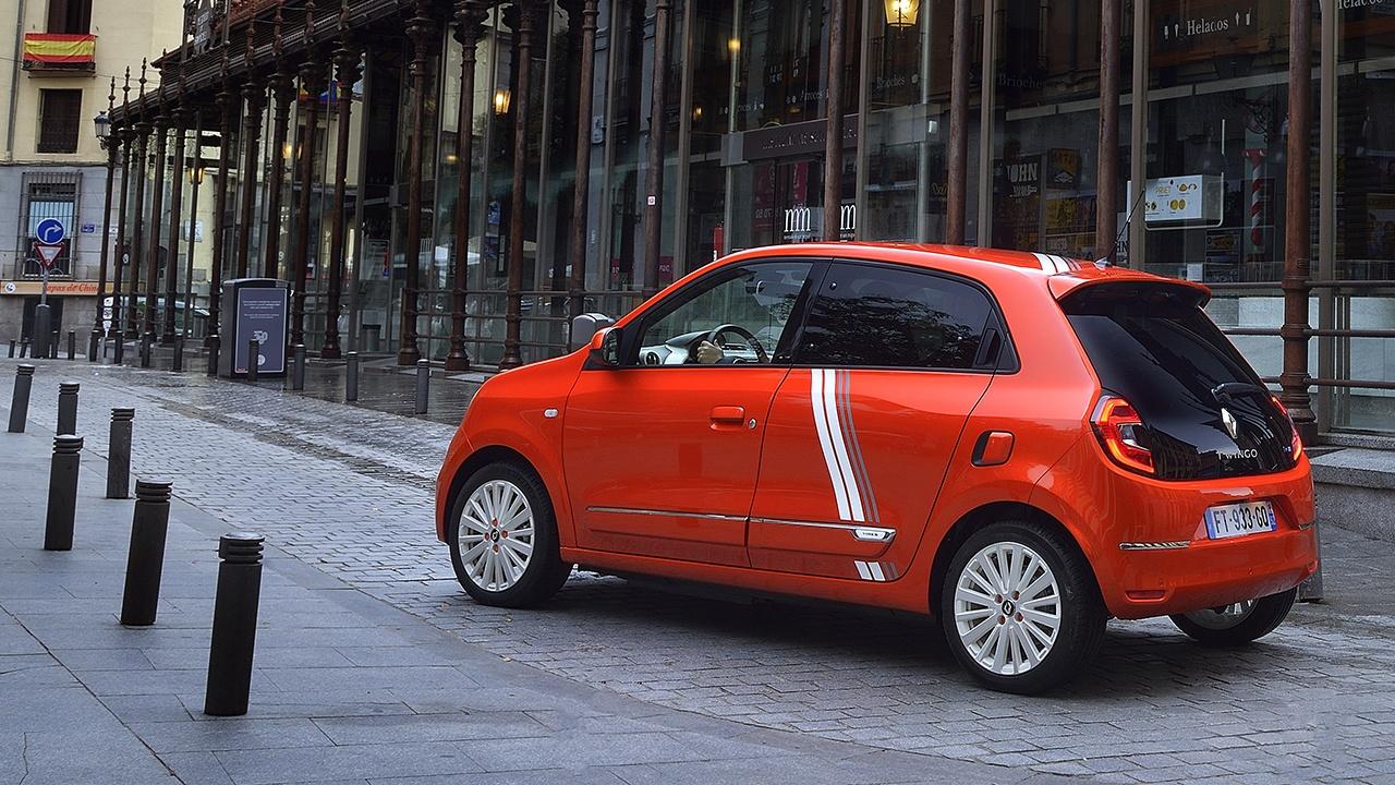 Renault Twingo Electric - posterior