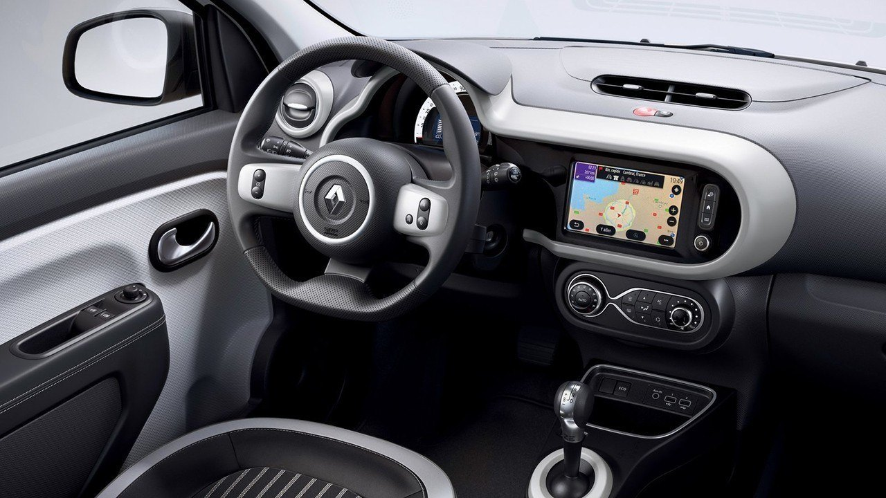 Renault Twingo Electric - interior