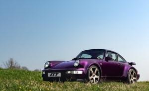 El RUF RCT vuelve al mercado en la forma de un musculoso Porsche 964 de carbono
