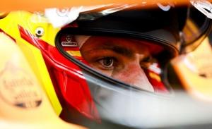 Sainz: «El circuito perimetral será interesante, nunca corremos en pistas así»