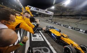 Sainz: «Gracias, McLaren; nos vemos en 2021 de rojo, que también hay ganas»