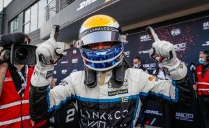 Santiago Urrutia hace balance de su primera temporada en el WTCR