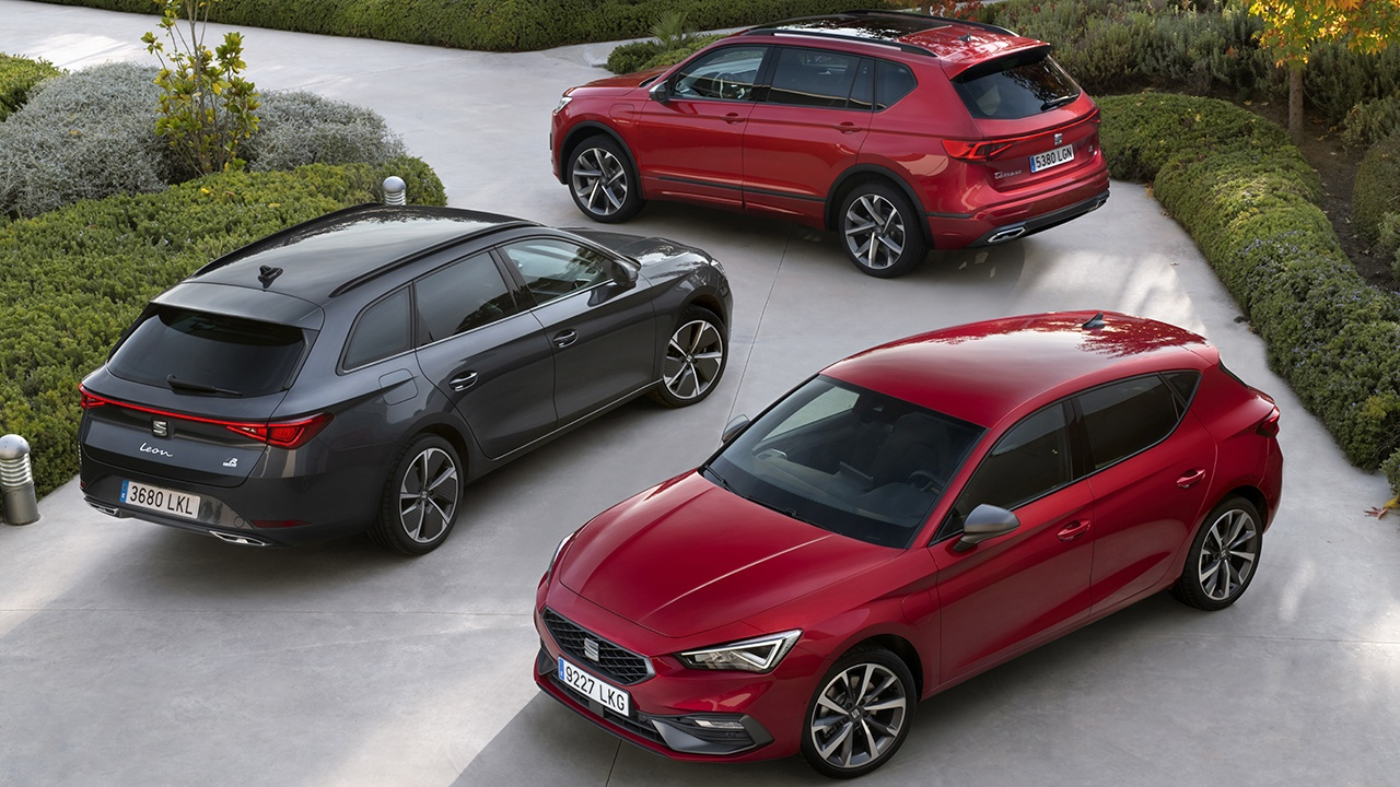 Las novedades de SEAT para 2021: Ibiza facelift, Tarraco e-Hybrid y mucho más