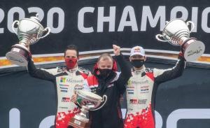 Sébastien Ogier sigue ampliando su leyenda en el WRC, ahora con Toyota