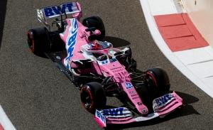 Pérez, sancionado tras exceder el límite de componentes del motor