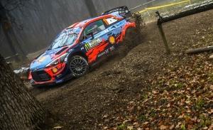 Thierry Neuville lidera el shakedown del Rally de Monza