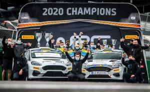 Tom Kristensson coge el relevo a Jan Solans como campeón del Junior WRC