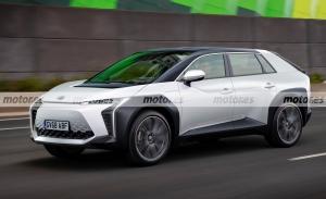 Toyota BZ3, el nuevo SUV eléctrico temido por el Volkswagen ID.4 que llega en 2021