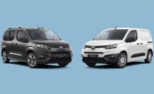 Toyota ProAce City Electric 2021, dos nuevas furgonetas eléctricas llegan en otoño