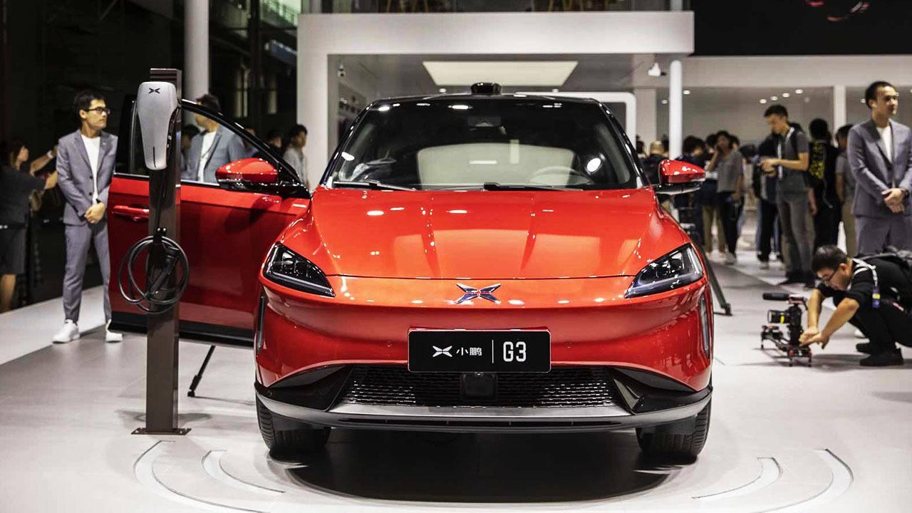 China - Noviembre 2020: Las ventas de coches avanzan en el Gigante Asiático