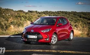 Europa - Noviembre 2020: El nuevo Toyota Yaris accede al podio