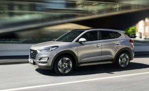 Rusia - Noviembre 2020: El Hyundai Tucson mejora sus resultados