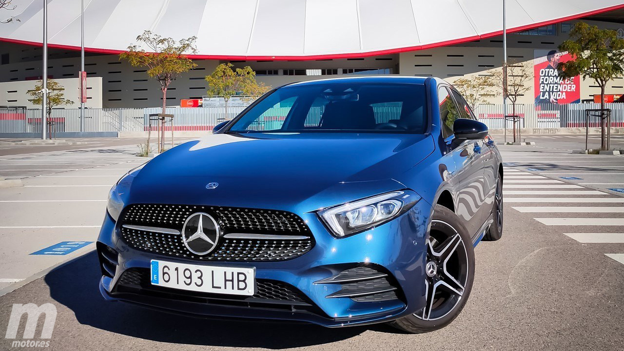 Las ventas de coches híbridos enchufables crecen un 264% en noviembre de 2020