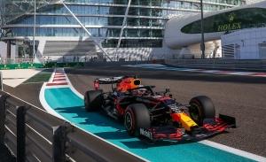 Verstappen se lleva los últimos libres de 2020