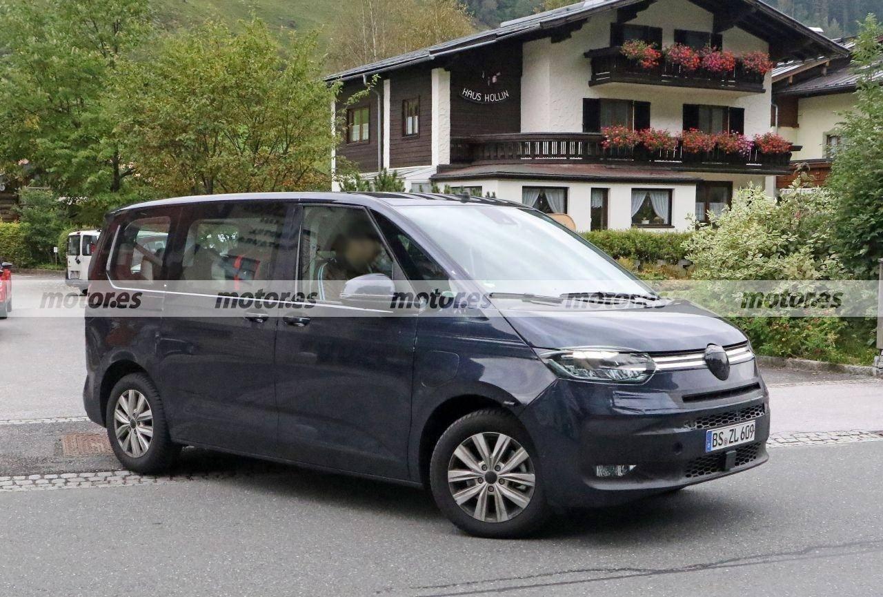 El futuro Volkswagen T7 2021 llegará exclusivamente como Multivan