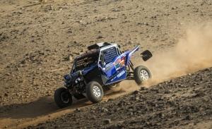 277 kilómetros contra el cronómetro en el primer desafío del Dakar