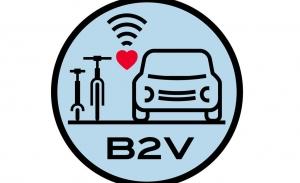 B2V, una tecnología para proteger a los ciclistas en carretera
