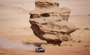 Balance del Dakar para los españoles en coches, 'Side by Side' y camiones