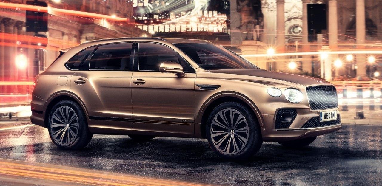 Bentley Bentayga Hybrid 2021, la primera novedad del año más eficiente