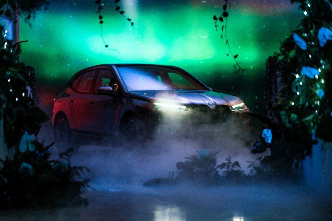 El BMW iX estrenará una nueva generación del sistema iDrive, que debutará en el CES 2021