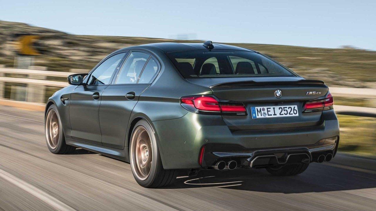 Foto BMW M5 CS 2021 - Exterior
