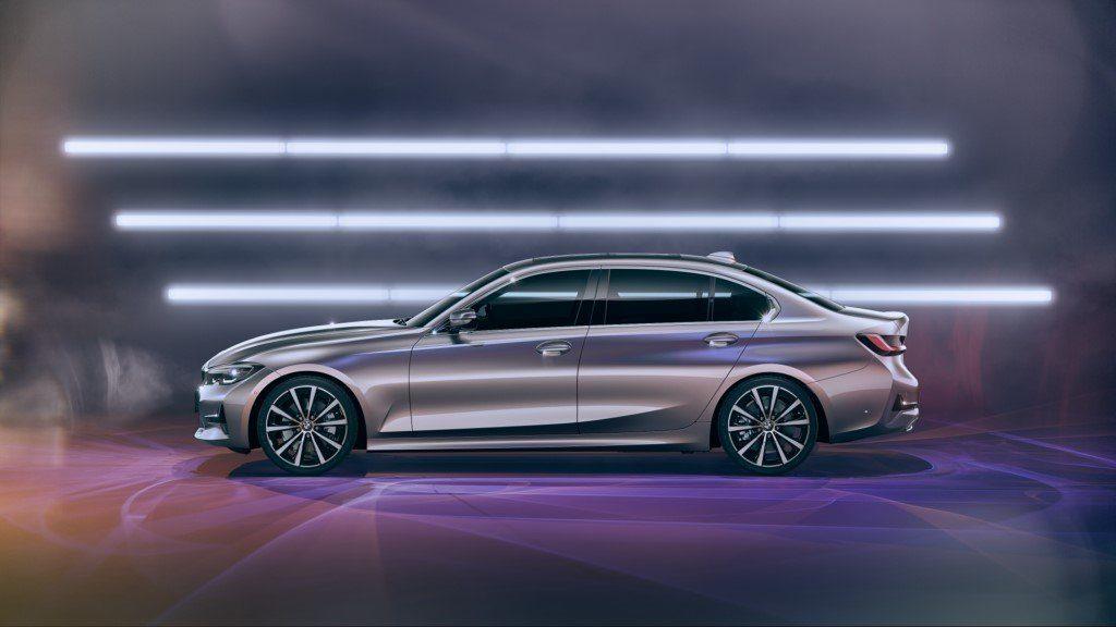 Photo BMW 3 Series Gran Limousine - exterior