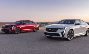 Cadillac desvela los CT4-V Blackwing y CT5-V Blackwing antes de su presentación oficial