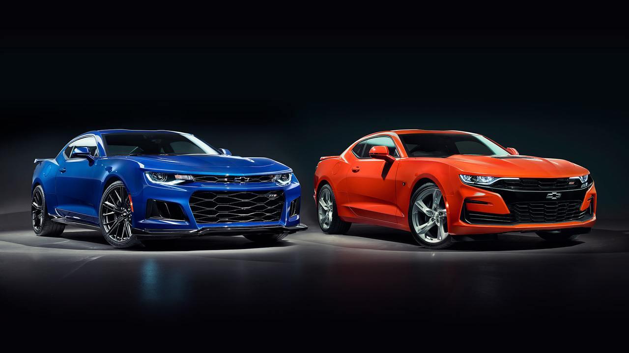El Chevrolet Camaro logró en 2020 la cifra de ventas más baja de los últimos 20 años