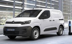 Citroën ë-Berlingo Van, una nueva furgoneta eléctrica para el mundo laboral