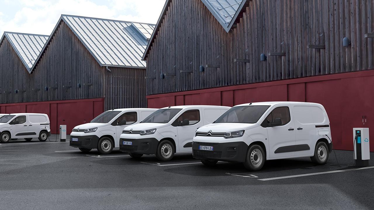 Citroën ë-Berlingo Van
