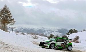La clase WRC2 alcanza una nueva 'dimensión' en el Rally de Montecarlo